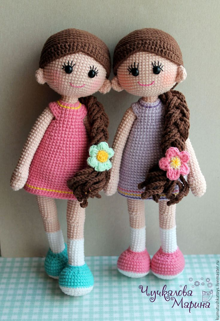 718 best images about Amigurumis on Pinterest Girl dolls ...