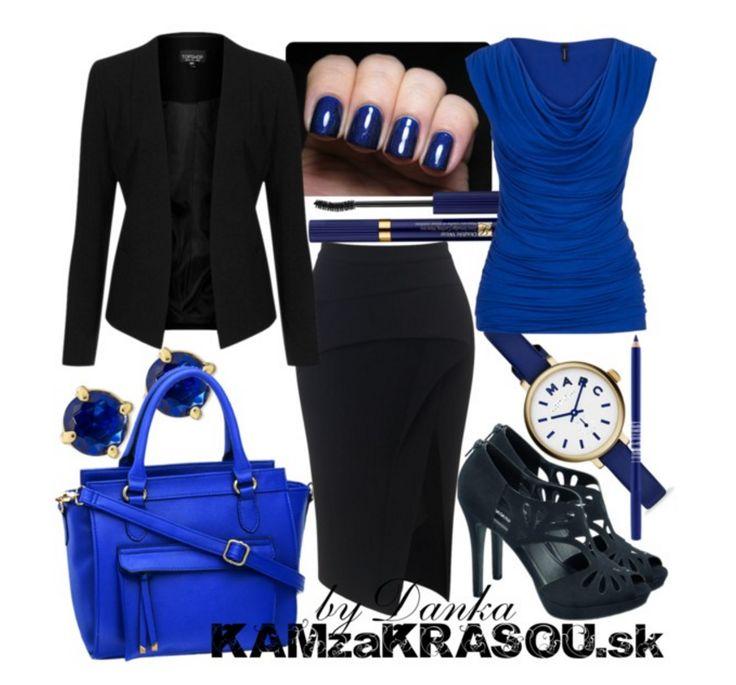 #kamzakrasou #sexi #love #jeans #clothes #dress #shoes #fashion #style #outfit #heels #bags #blouses #dress #dresses #dressup #trendy #tip #new #kiss #kisses Jarné mámenie Modro - čierna klasika - KAMzaKRÁSOU.sk