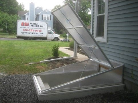 Cleargress Basement Door cleargress cellar door polycarbonate bilco door\u2026 : door waterproofing - Pezcame.Com