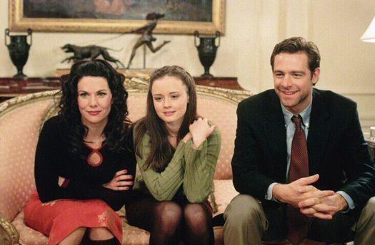 1.15 Christopher Returns | Community Post: 23 Best Gilmore Girl Episodes Ever