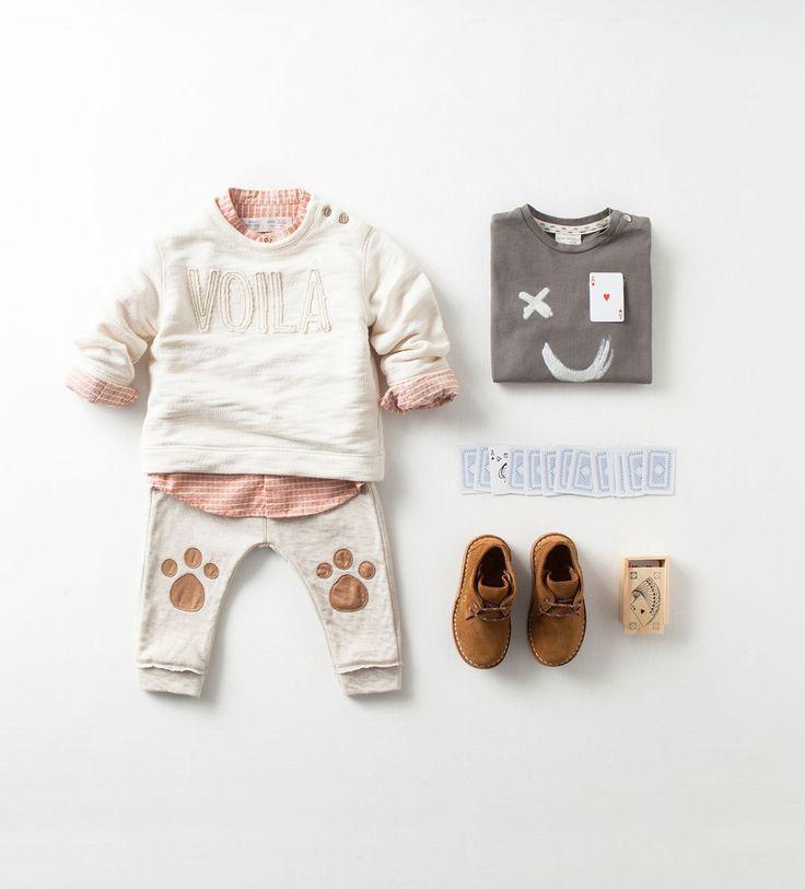 Shop by Look - Baby Boys - Kids | ZARA Bulgaria A/W 2014-15