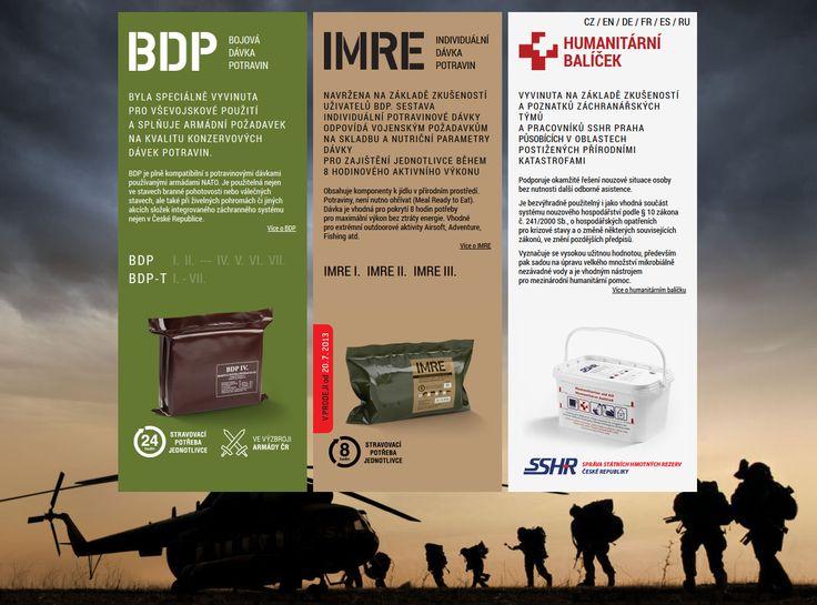 Vojenské potravinové dávky - Potravinovedavky.cz