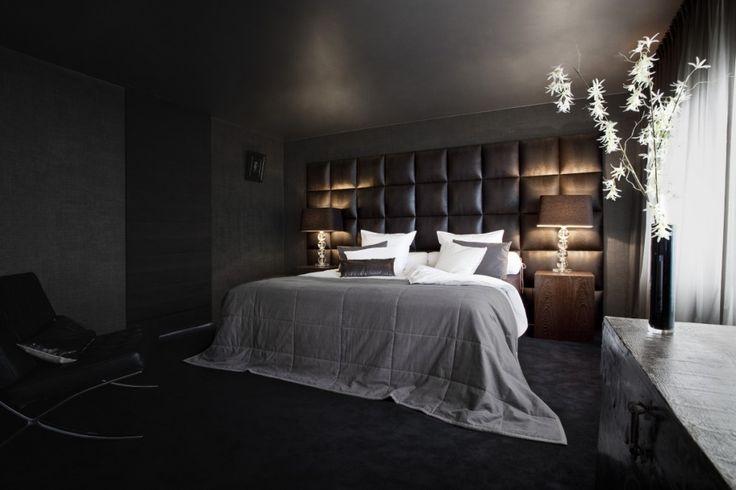 Zwart: kleur in je interieur #1 - Makeover.nl