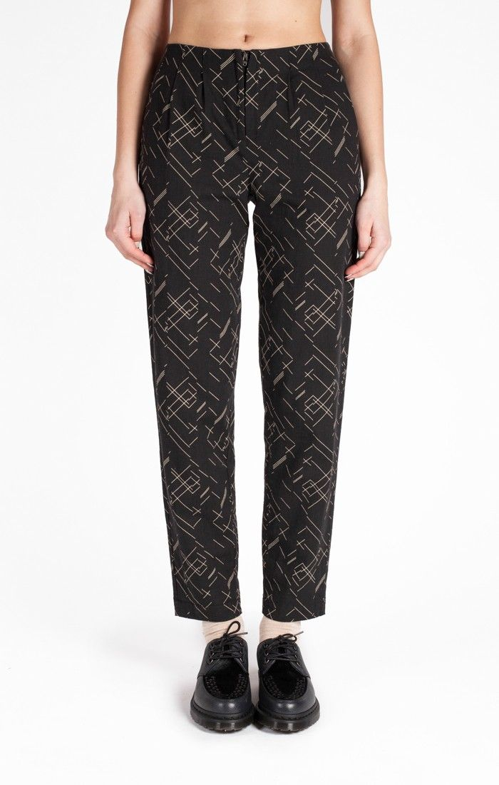 Lifetime Collective / Women's Collection / Pants / Fiona Crosshatch Pants