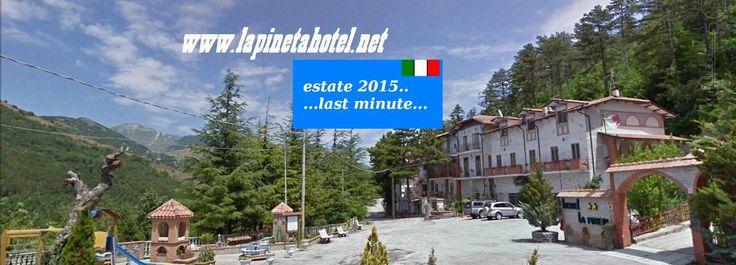 La Pineta estate 2015