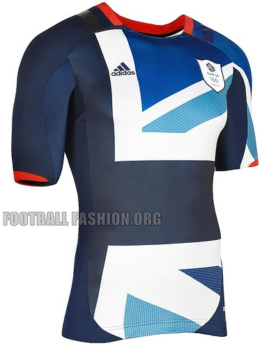 Team Great Britain Olympic Soccer Kit