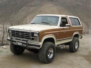 images  broncos   pinterest  ford bronco trucks