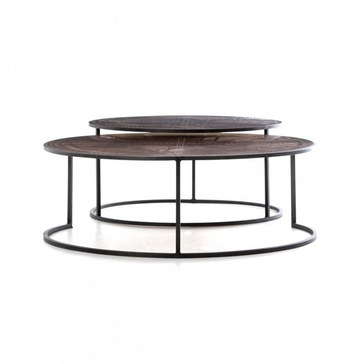 Four Hands Furniture Retailers #21: The Catalina Nesting Coffee Table From HW Home Is The Ideal Design Complement To Your Favorite Space. Shop Here.