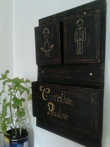 17 meilleures id es propos de courrier trieur sur pinterest stockage courrier range. Black Bedroom Furniture Sets. Home Design Ideas