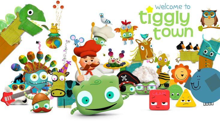 Tiggly apps met Tiggly counts hulpstukken