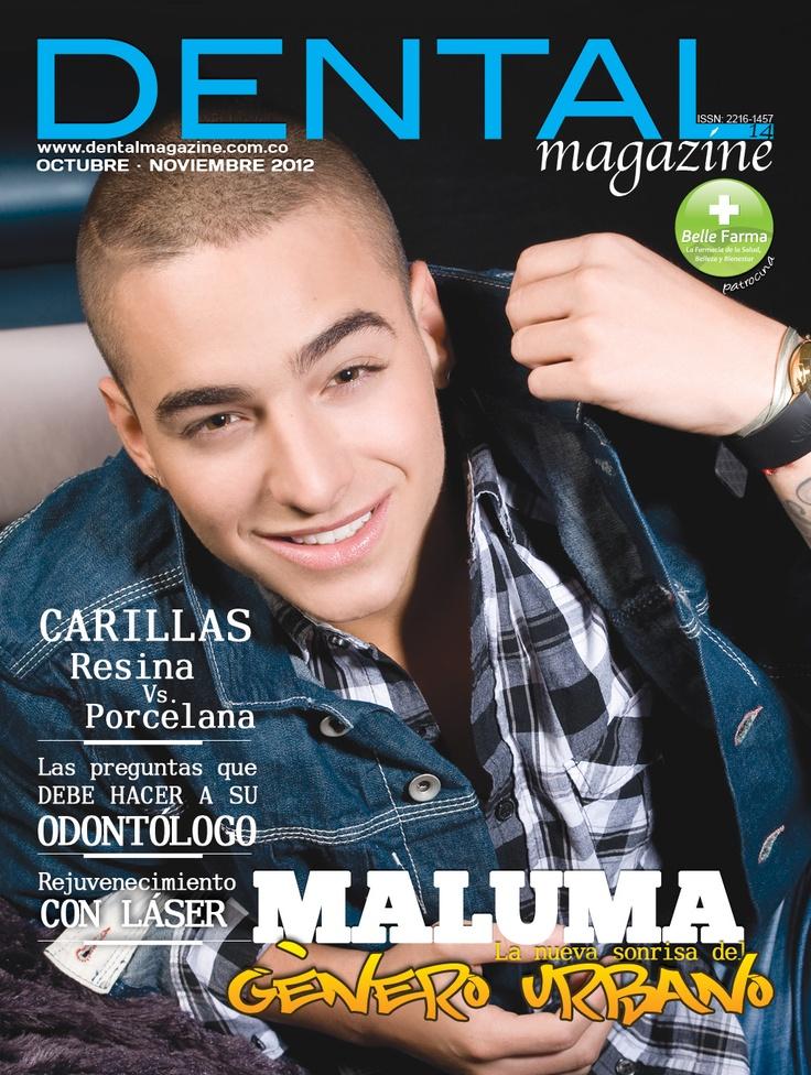 Ed. 14 Dental magazine - Maluma - Octubre Noviembre 2012