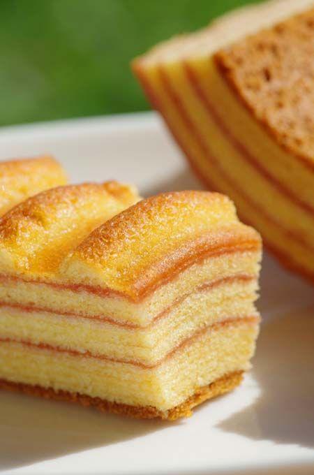 Homemade Baumkuchen Tart | Foodal.com