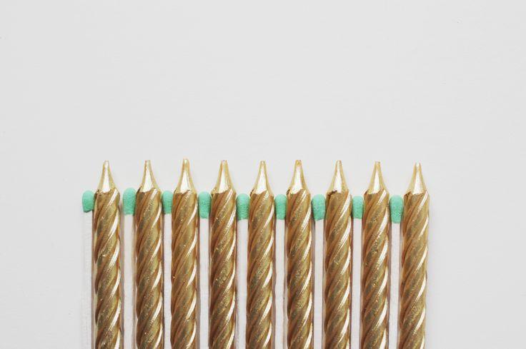 OIMU stick candles & matchsticks #Pattern