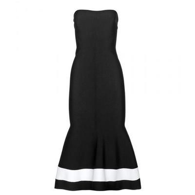 Victoria Beckham - Stretch dress #dress #victoriabeckham #women #designer #covetme