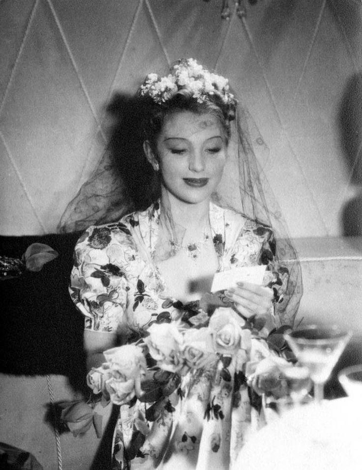 """polish-vintage: """" Lidia Wysocka, 1939 """""""