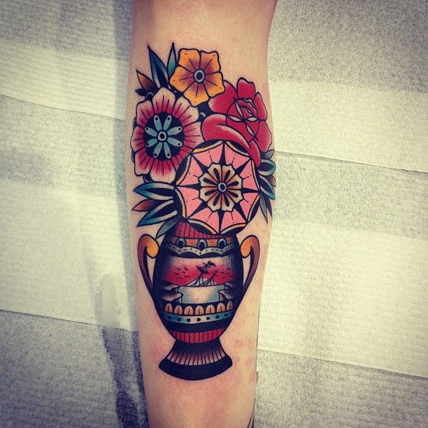 Fuck yeah traditional tattoos!: Photo