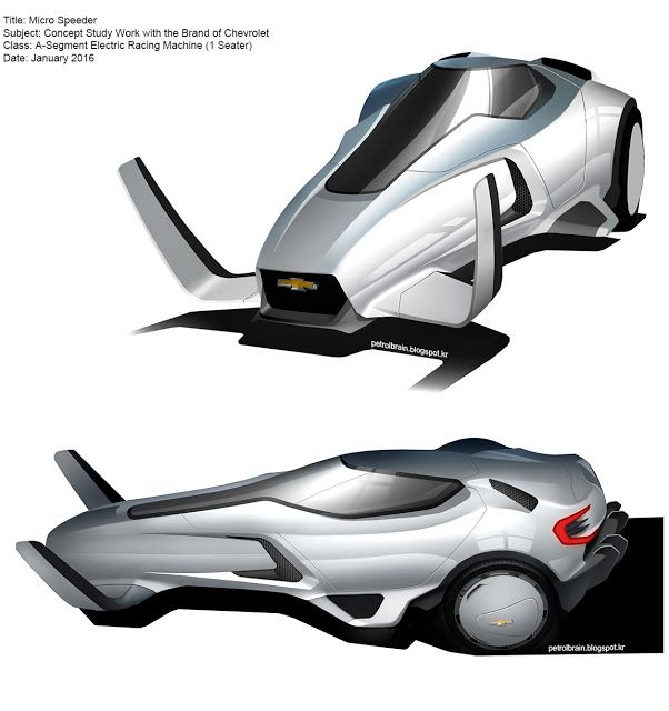 Transportation Design: MicroSpeeder