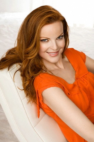 Marcia Cross - my favorite housewife
