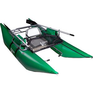 Venture Outdoors Light 10T Inflatable Pontoon Boat