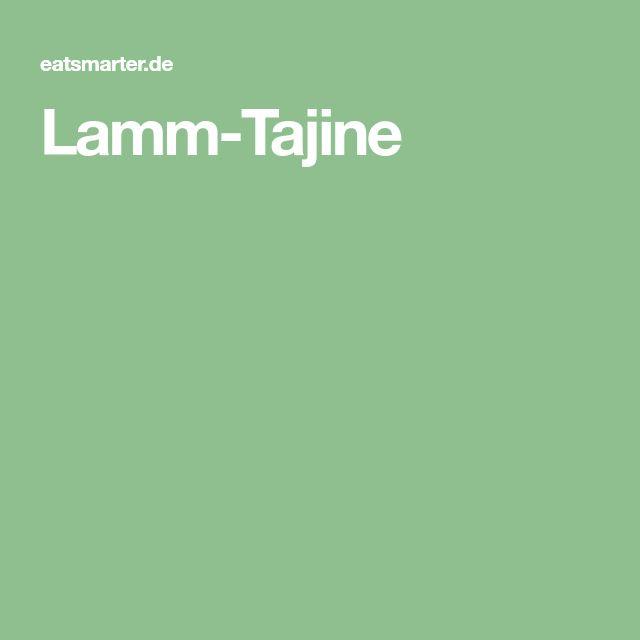 Lamm-Tajine