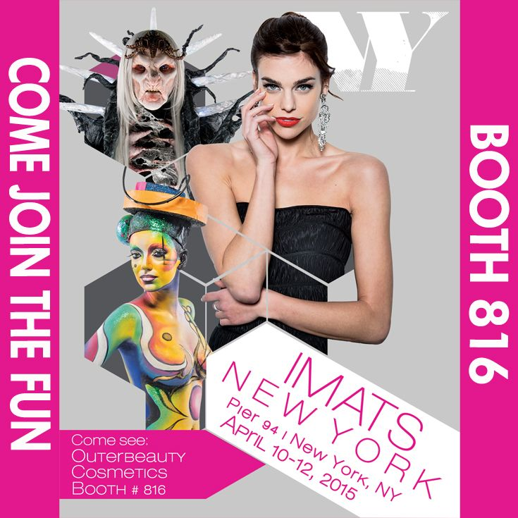 Who is going to IMATS NY this weekend? Come visit our booth 816 to say hi, and check out our show-only specials. Arrive early to shop the best selection. Like and comment if you are going to be there. It is going to be epic! The countdown begins...#makeupsale #promua #mua #promakeupartist #bbloggers #beautybloggers #beautyvlogger #youtubemeetup #blogger #bbloggers #makeupchat #makeuptalk #makeupjunkie #makeup #beauty #imats #imats2015 #imatsnyc #imatsnyc2015 #imatsny