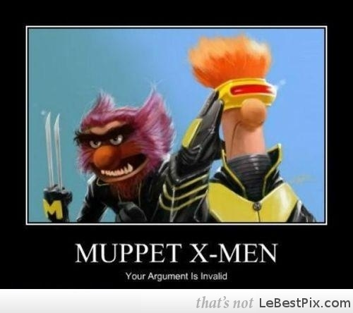 Muppet Christmas Meme: Best 34 Your Arguement Is Invalid Images On Pinterest