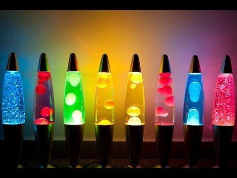 Cómo hacer una lámpara de lava - YouTube