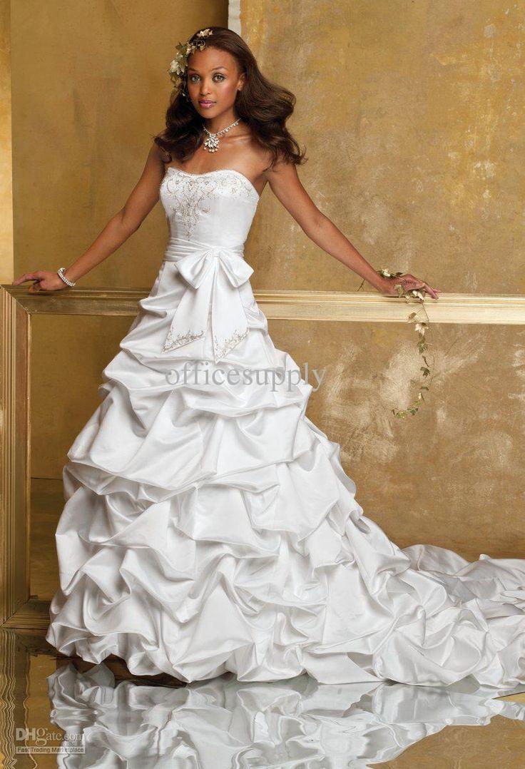 9 best wedding dress images on pinterest wedding dressses pick up dresses wedding ombrellifo Image collections