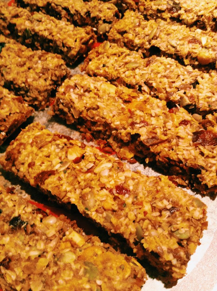 bars from scratch Wet ingredients: 1/3 cup all natural peanut butter ...