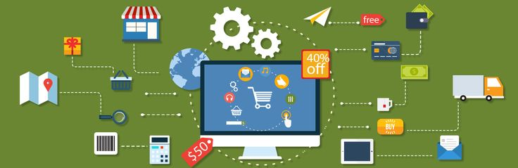 E-commerce web development