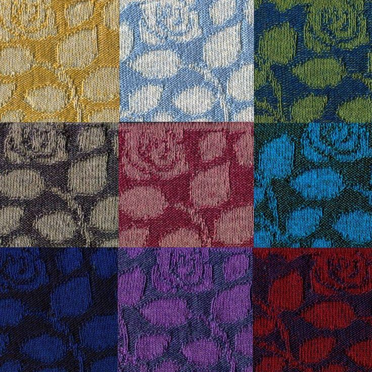 Fidelia Stole - colours |McKernan Woollen Mills | Handmade scarves and accessories | Made in Ireland | Irish Design | Co. Clare | Weaving & Knitting