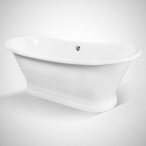 1000 id es propos de baignoire en fonte sur pinterest salle de bains gr - Vieille baignoire en fonte ...