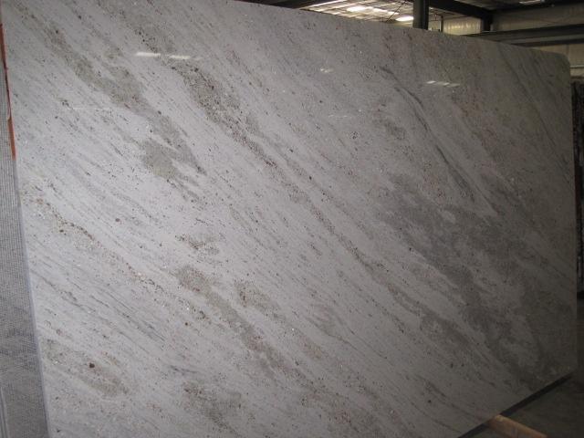 RIVER WHITE #granite #countertop
