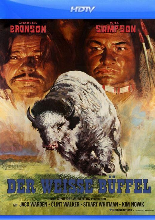 White Buffalo. Charles Bronson, Will Sampson. | Charles ...