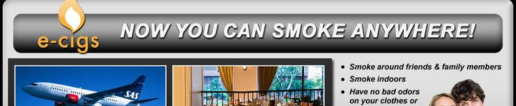 Buy An Electronic Cigarette for Free!