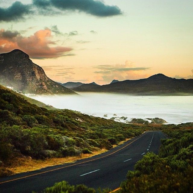 South Africa @cityofcapetown Beautiful Shot Of