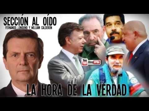 Sale a la luz el secreto que le tiene Maduro a Juan Manuel Santos- Secci...