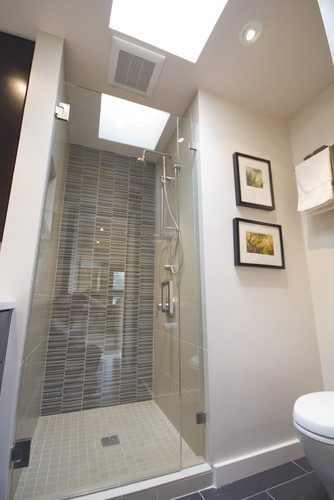 Capitol Hill Condo Bathroom Remodel - modern - bathroom - seattle - by Motionspace Architecture + Design