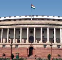 After getting passed from Lok Sabha, the National Food Security Bill is likely to be taken up in Rajya Sabha - the upper house of the Parliament- today. The ambitious National Food Security Bill aiming to provide 35 k.g. food grains to two-thirds of India's 1.2 billion people at extremely subsidised price has already been passed in Lok Sabha on August 26, 2013.