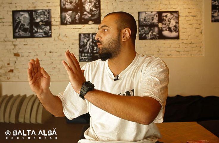 NIMENI ALTU rapper in Balta Alba  #baltaalbadocumentar #nimenialtu