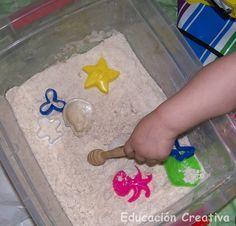 Ideas para preparar Cajas Sensoriales | Educación Creativa
