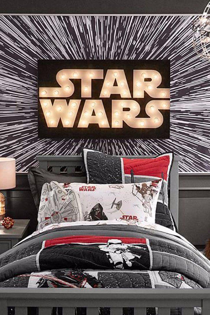 Star Wars Room Decor For Sleeping Jedi Dormitor Remodelare Albie