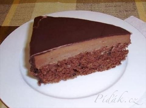 Picture of Recept - Pařížský dort