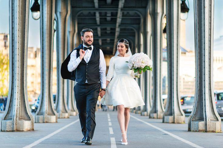 Paris wedding photography - My Dream Intimate Wedding In Paris
