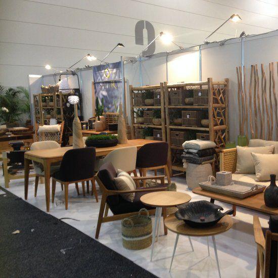 Indoor Furniture display