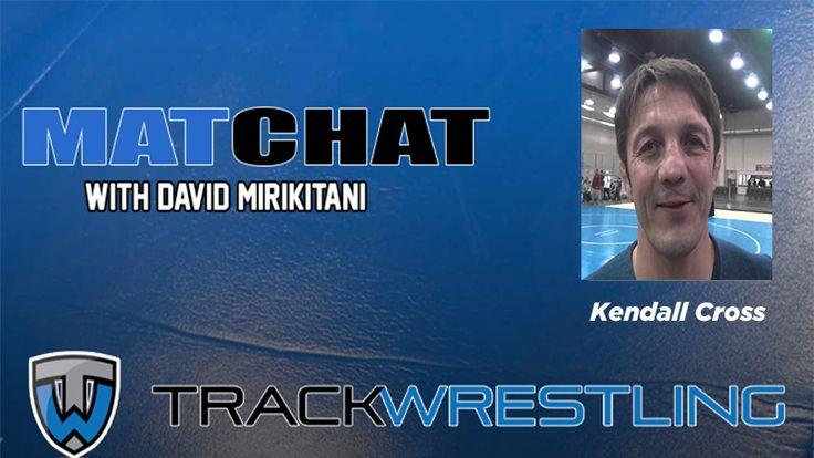 MC64: Olympic champion Kendall Cross -
