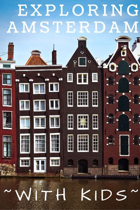 Dagje Amsterdam: duiven op de dam, skaten in het Vondelpark, grachtenhuizen kijken, Nemo