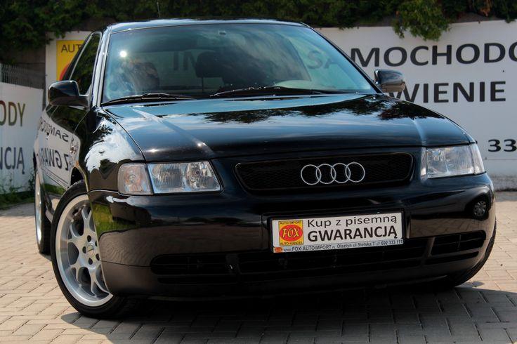 Audi A3 8L 1.8T 150KM