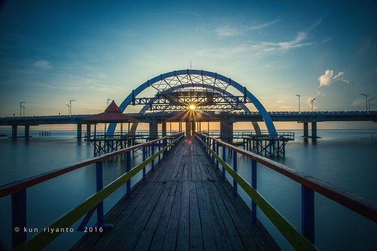 Pier And Bridge