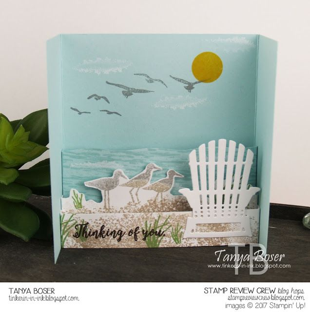 Tinkerin In Ink with Tanya: Stamp Review Crew: High Tide